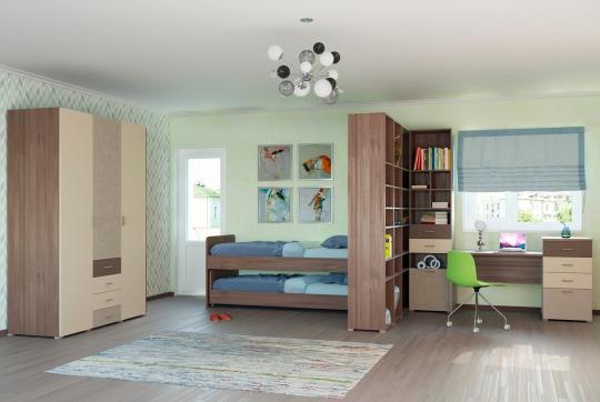 Детская комната Бриз-2