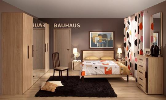 Спальня Bauhaus -1