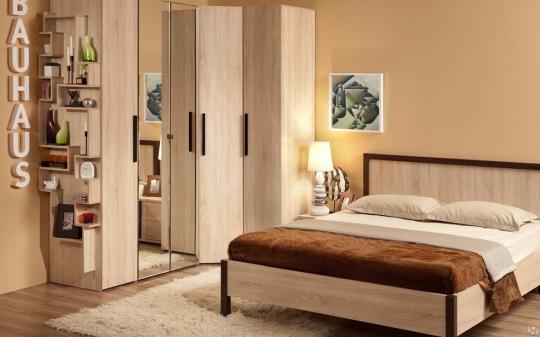 Спальня Bauhaus -3