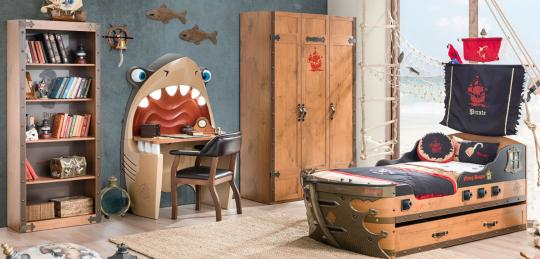 Подростковая комната Pirate-3