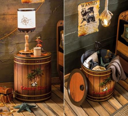 Подростковая комната Pirate-11