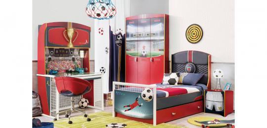 Детская Football-6