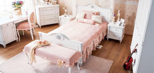 Подростковая комната Romantic-1