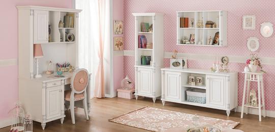Подростковая комната Romantic-2