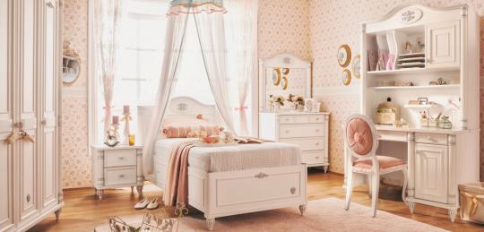 Подростковая комната Romantic-3