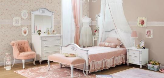 Подростковая комната Romantic-4