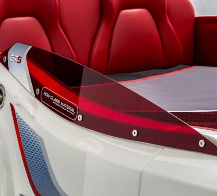 Кровать-машина GTS белая Carbed 1351-5