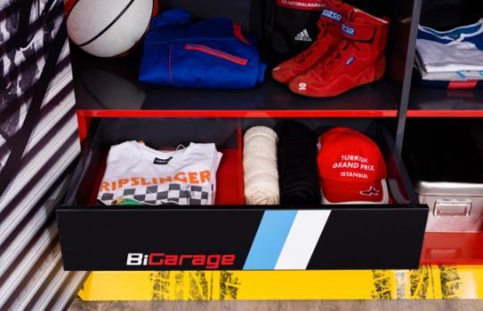 Шкаф трехдверный Champion Racer 1002-2