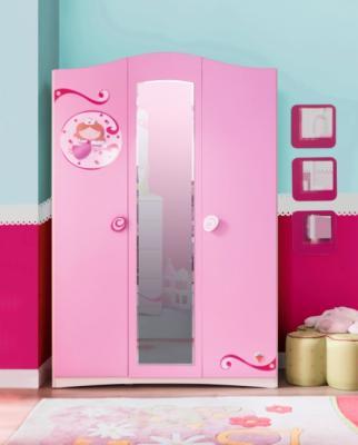 Шкаф трехдверный SL Princess 1002.01-1