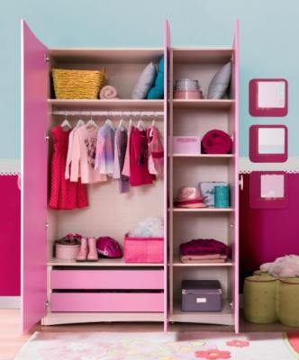 Шкаф трехдверный SL Princess 1002.01-2