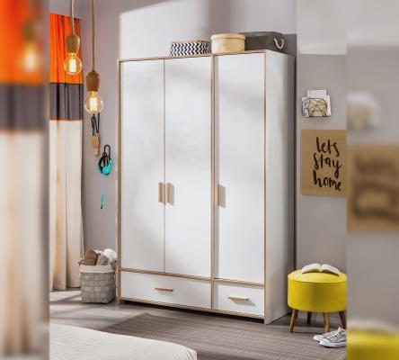 Шкаф трехдверный Dynamic 1002-1