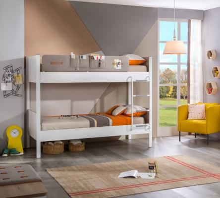 Кровать двухъярусная Dynamic 1401-1