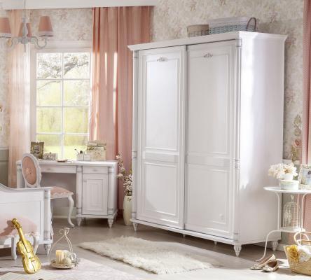 Шкаф большой со сдвижными дверями Romantic 1003.00-1