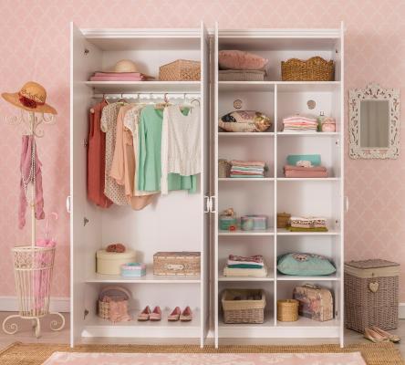 Шкаф четырехдверный Selena 1003-1