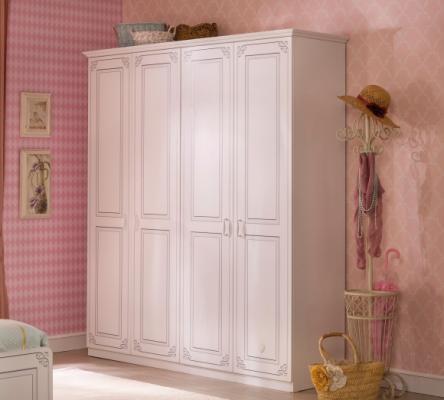 Шкаф четырехдверный Selena 1003-2