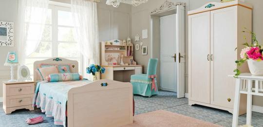 Подростковая комната Flora вариант 2-1