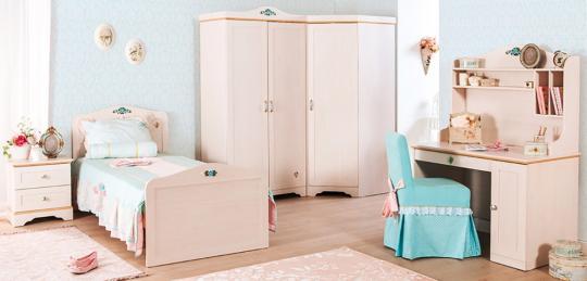 Подростковая комната Flora вариант 2-3