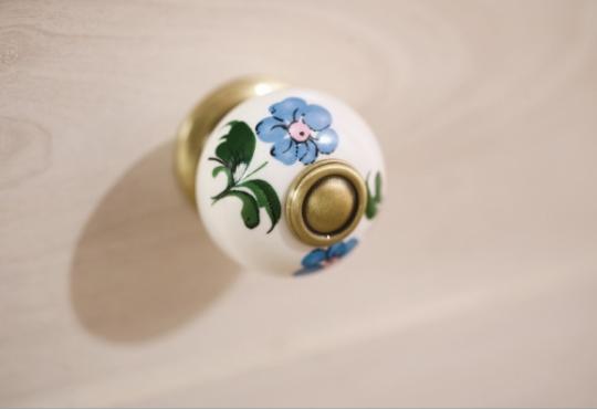Тумба прикроватная Flora 1601.00-3