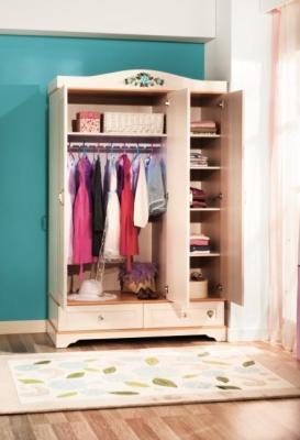Шкаф трехдверный Flora 1001.00-1
