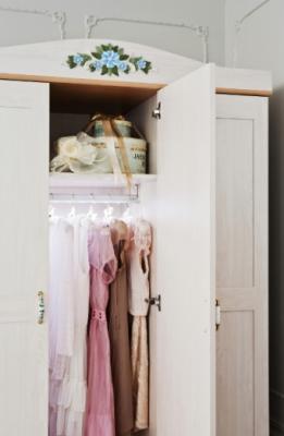 Шкаф трехдверный Flora 1001.00-7