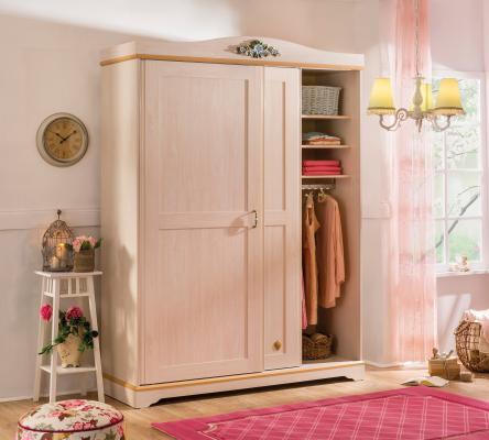 Шкаф большой со сдвижными дверями Flora 1006.00-1