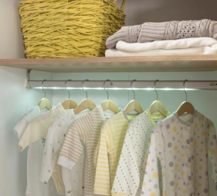 Шкаф трехдверный Natura Baby 1002.00-3