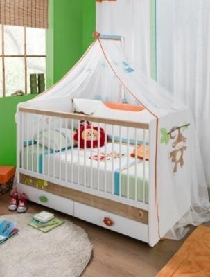 Кроватка детская (70х130) Safari Natura 1009-1