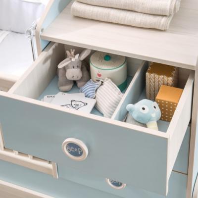 Кровать-трансформер Baby Boy 1015-2
