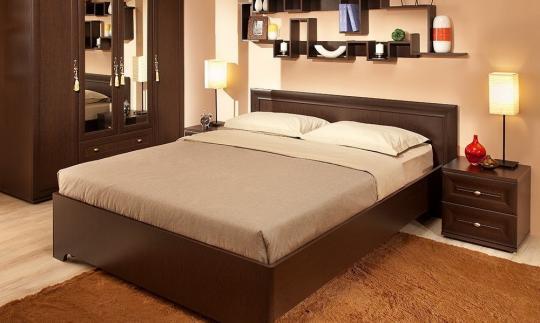 Спальня Милана (Венге)-2
