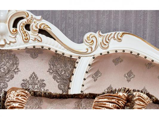 Комплект мягкой мебели Империал (крем)-6
