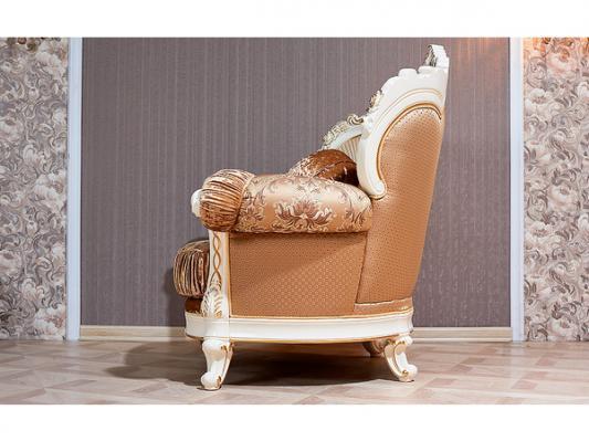 Комплект мягкой мебели Парадиз (крем)-6