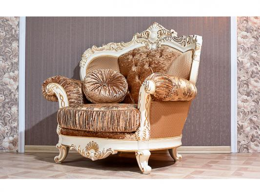 Комплект мягкой мебели Парадиз (крем)-10