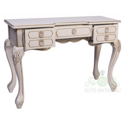 Стол письменный (ADB 953081) Прованс Gold -1