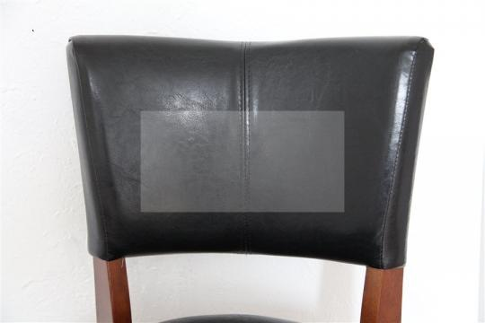 Барный крутящийся стул 9090 (Шоколад)-2