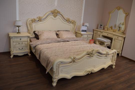 Кровать Мона Лиза Крем-5