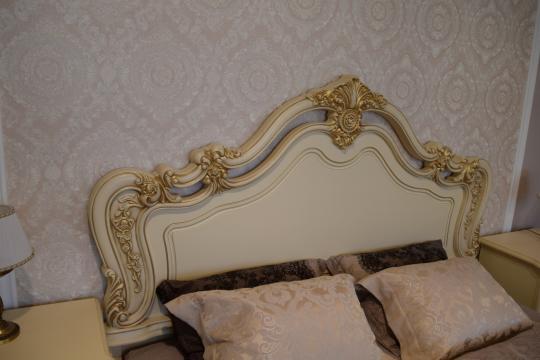 Кровать Мона Лиза Крем-4