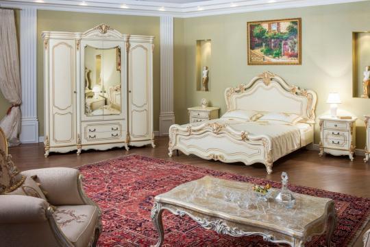 Кровать Мона Лиза Крем-6