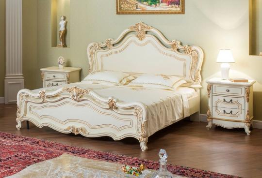 Кровать Мона Лиза Крем-7
