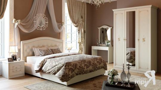 Спальня «Лючия» (Штрихлак)-1