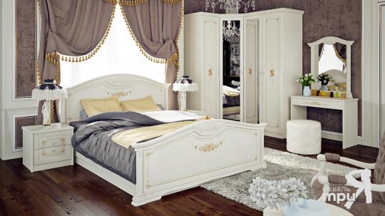 Спальня «Лючия» (Штрихлак)-2