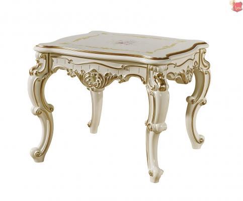 Мягкая мебель Магдалена (слоновая кость+золото)-3