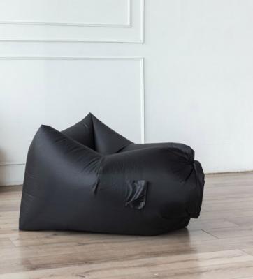 Надувное кресло AirPuf Черный-1
