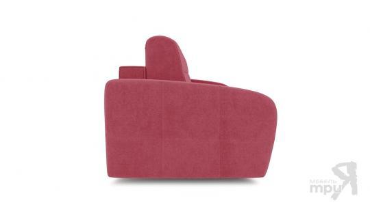 Диван «Аспен» Maserati 14 (велюр), бордовый-3