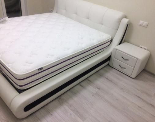 Кровать Celeste (Цэлестe) с подъемным механизмом-3