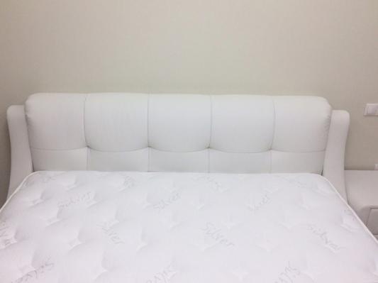 Кровать Vintage (Винтаж) с подъемным механизмом (стразы)-2