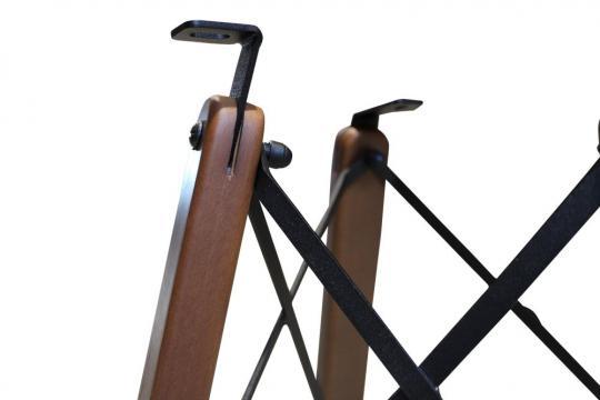Деревянный стул барный SHT-ST16/S80 -2