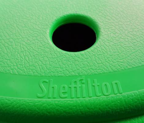 Стул барный SHT-S48 зеленый -1