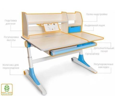 Детский стол Mealux Ontario (EVO-600)-5
