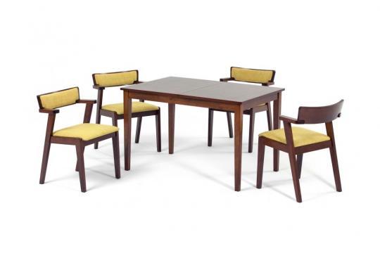 Стол обеденный раздвижной Manukan, арт. LWM(SF)12808S53-E300-2