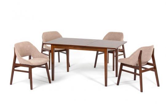 Стол обеденный раздвижной Manukan, арт. LWM(SF)12808S53-E300-1